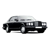 Bentley Eight, Mulsanne