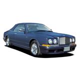 Bentley Continental, Azure