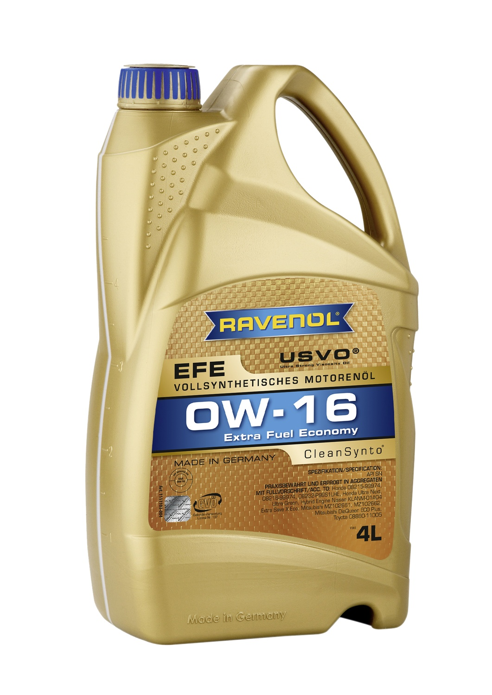 Extra Fuel Economy EFE 0W-16