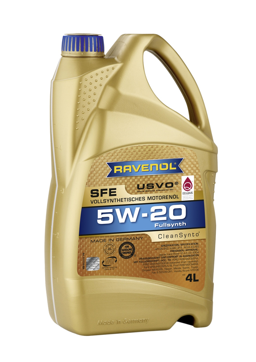 Super Fuel Economy SFE 5W-20
