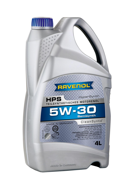 HPS 5W-30