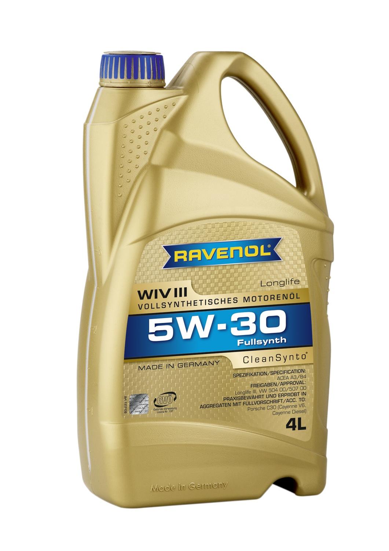 WIV III 5W-30