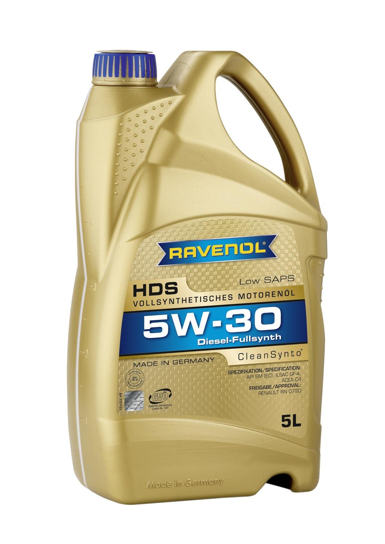 HDS Hydrocrack Diesel Specific 5W-30