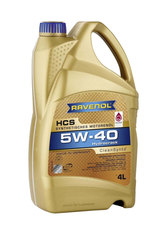 HCS 5W-40