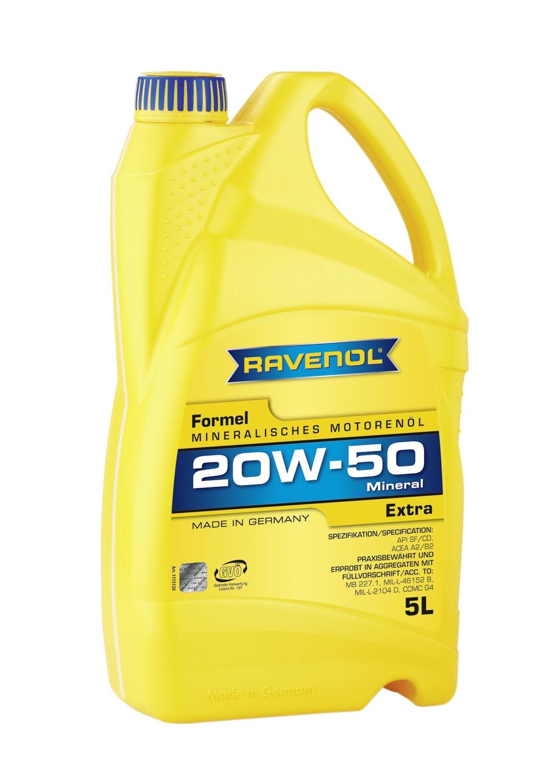 Formel Extra 20W-50
