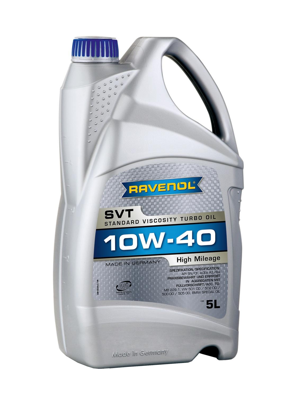 SVT Stand. Viscosity Turbo Oil 10W-40