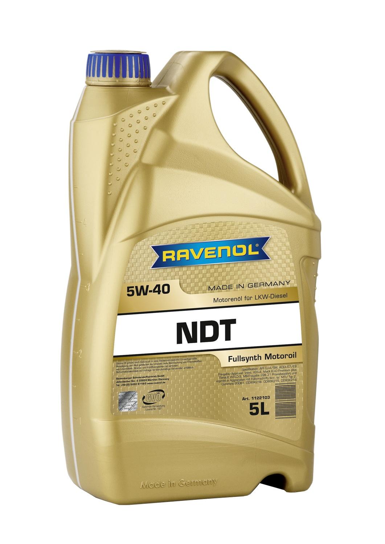 NDT 5W-40