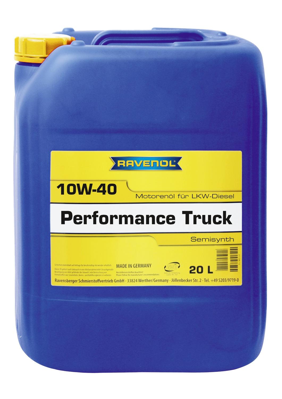 Performance Truck 10W-40