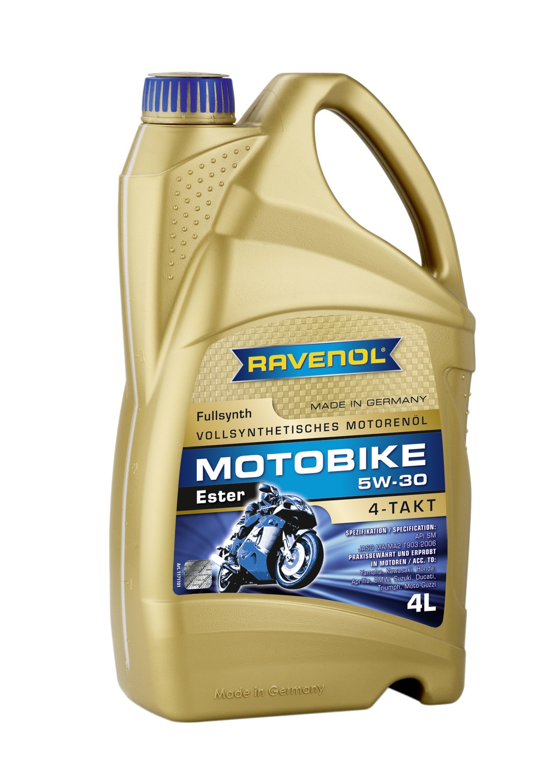 Motobike 4-T Ester 5W-30
