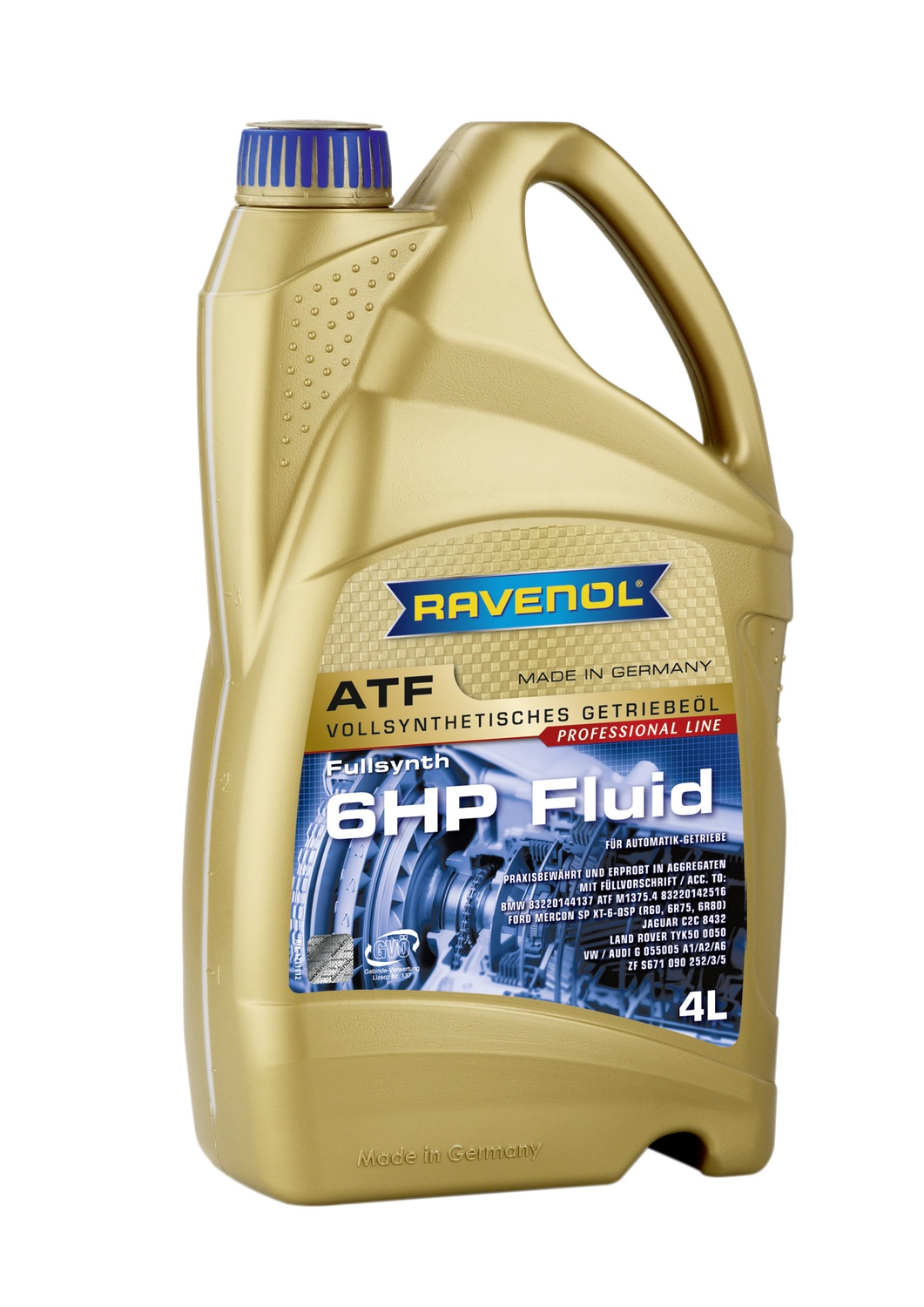 ATF 6HP Fluid