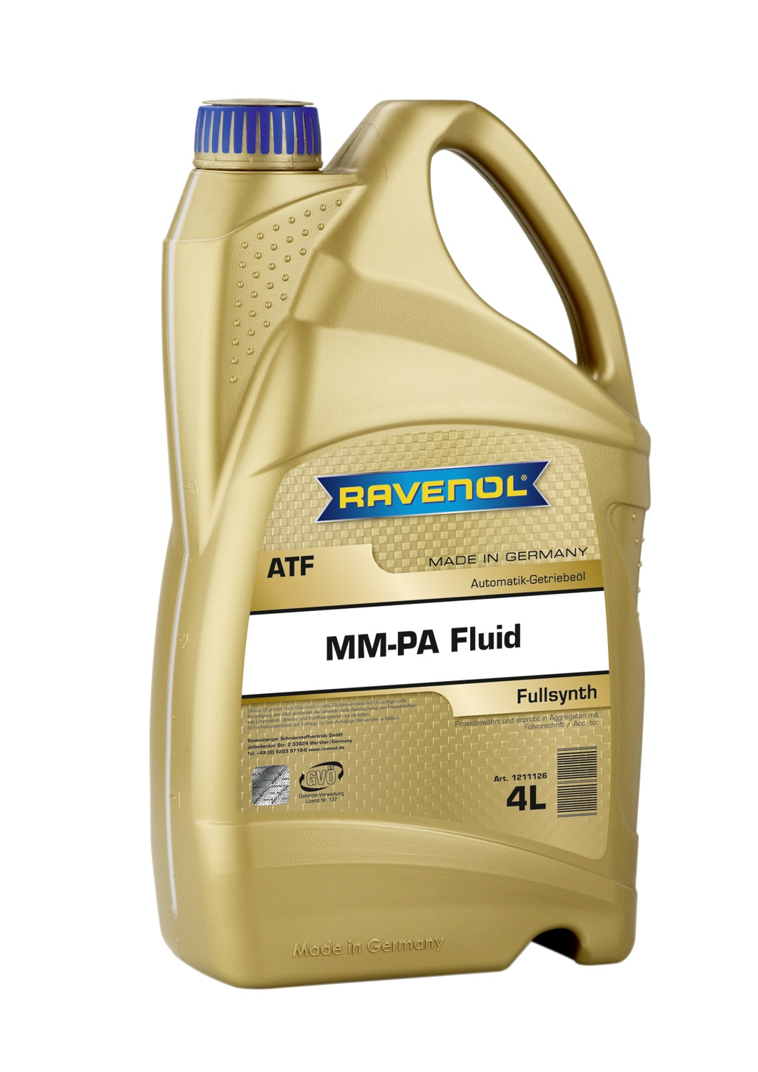 ATF MM-PA Fluid