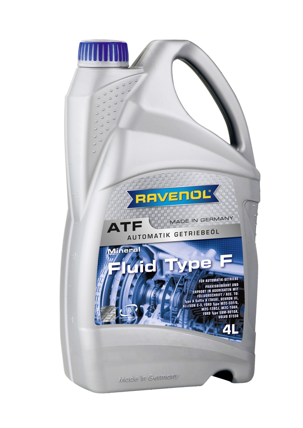 ATF Fluid Type F