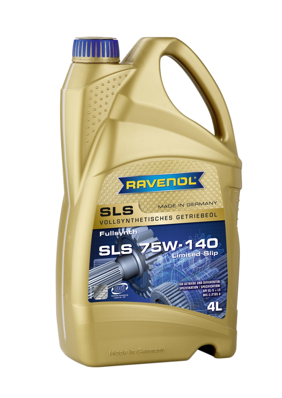 Getriebeoel SLS 75W-140 GL 5 LS