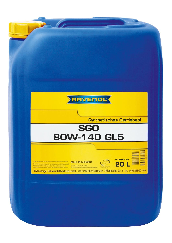 SGO 80W-140 GL-5