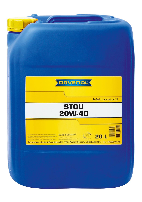 STOU 20W-40