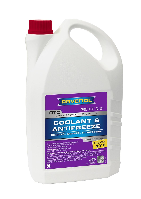 OTC Organic Technology Coolant Premix -40°C