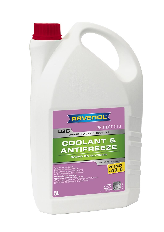 LGC Lobrid Glycerin Coolant PREMIX -40°C